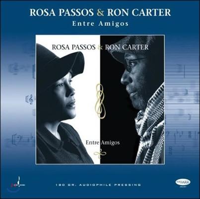 Rosa Passos / Ron Carter (로사 파소스, 론 카터) - Entre Amigos [LP]
