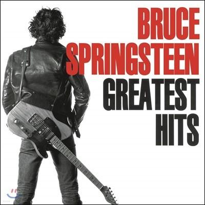 Bruce Springsteen - Greatest Hits 브루스 스프링스틴 베스트 [2LP]