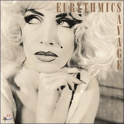 Eurythmics (유리스믹스) - Savage [LP]