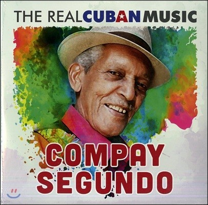 Compay Segundo (꼼빠이 세군도) - The Real Cuban Music [2LP]