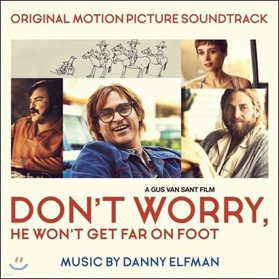 걱정마요, 걸어서는 멀리 못 갈 거예요 영화음악 (Don't Worry, He Won't Get Far on Foot OST by Danny Elfman)