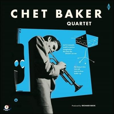 Chet Baker (쳇 베이커) - Chet Baker Quartet [LP]