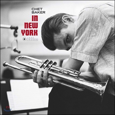 Chet Baker (쳇 베이커) - In New York [LP]