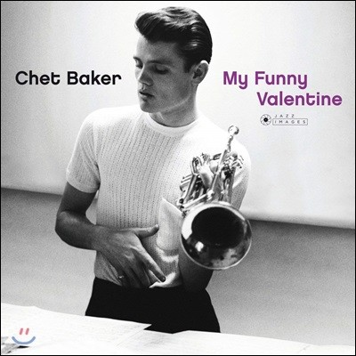 Chet Baker (쳇 베이커) - My Funny Valentine [LP]