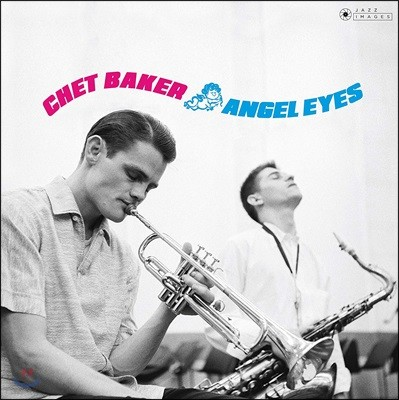 Chet Baker (쳇 베이커) - Angel Eyes [LP]