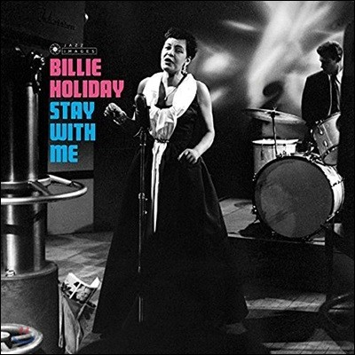 Billie Holiday (빌리 홀리데이) - Stay With Me [LP]