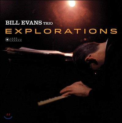 Bill Evans Trio (빌 에반스 트리오) - Explorations [LP]