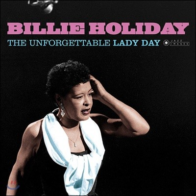 Billie Holiday (빌리 홀리데이) - The Unforgettable Lady Day [LP]
