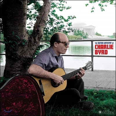 Charlie Byrd (찰리 버드) - The Guitar Artistry of Charlie Byrd [LP]