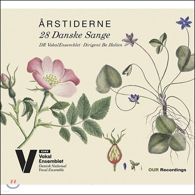 Danish National Vocal Ensemble 사계절 - 29곡의 덴마크 노래 (Arstiderne - 28 Danish Songs)