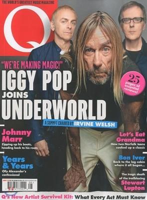 Q magazine (월간) : 2018년 08월