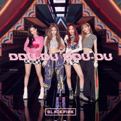 블랙핑크 (BLACKPINK) - DDU-DU DDU-DU (CD+DVD)
