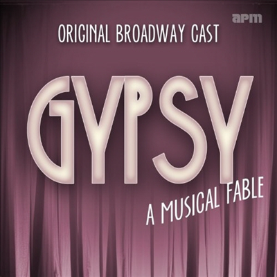 O.C.R. - Gypsy (집시) (A Musical Fable)(Original Broadway Cast)