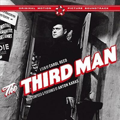 Anton Karas - The Third Man (제3의 사나이) (Soundtrack)(Ltd. Ed)(Remastered)(Bonus Tracks)(CD)