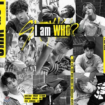 스트레이 키즈 (Stray Kids) - I am WHO