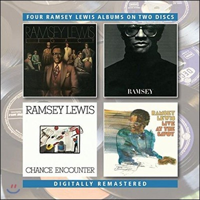 Ramsey Lewis (램지 루이스) - Four Ramsey Lewis Albums