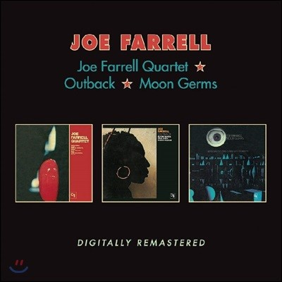 Joe Farrell (조 파렐) - Joe Farrell Quartet / Outback / Moon Germs
