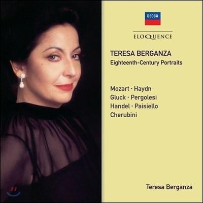 테레사 베르간자 18세기 오페라 아리아 녹음집 (Teresa Berganza - Eighteenth-Century Portraits)