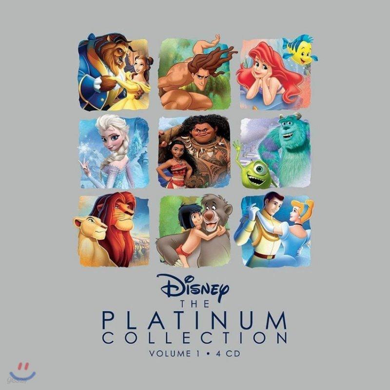 디즈니 OST 모음집 (Disney: The Platinum Collection Vol.1) [Italian Edition]