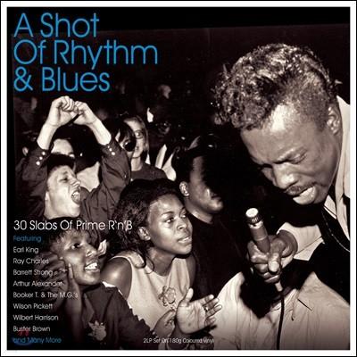 리듬앤블루스 모음집 (A Shot Of Rhythm & Blues) [레드 컬러 2LP]