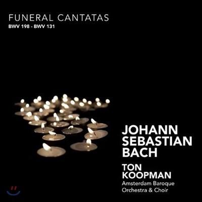 Ton Koopman 바흐 장례 칸타타 (Bach: Funeral Cantatas)