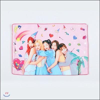Red Velvet (Red Room) - 롱쿠션커버