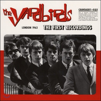 Yardbirds (야드버즈) - London 1963 The First Recordings [LP]
