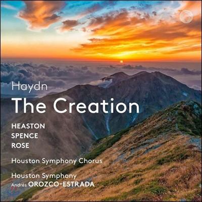 Andres Orozco-Estrada 하이든: 천지 창조 (Haydn: The Creation)