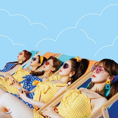 레드벨벳 (Red Velvet) - 여름 미니앨범 : Summer Magic [초회한정반][커버 5종 랜덤 발송]
