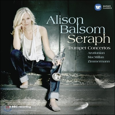 Alison Balsom 알리슨 발솜 현대 트럼펫 협주곡 - 세라프 (Seraph)