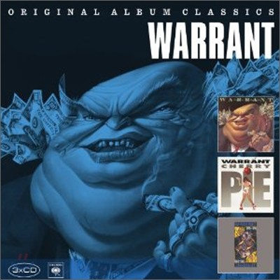 Warrant - Original Album Classics