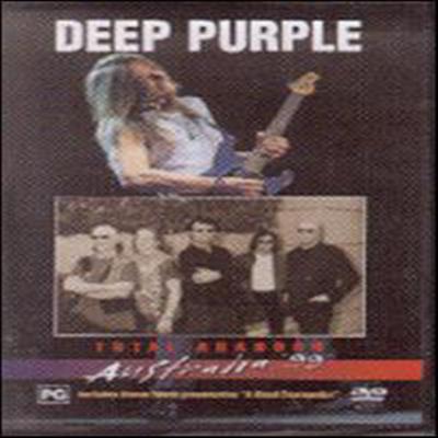 Deep Purple - Total Abandon Live Australia 1999 (DVD)(2000)