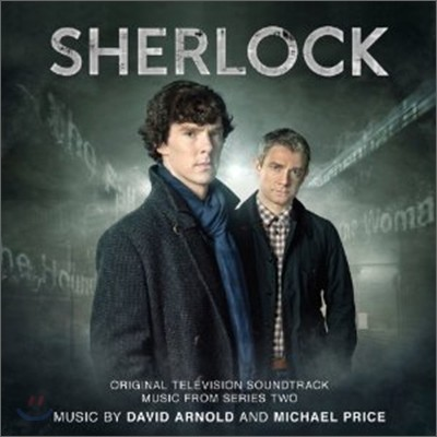 BBC 셜록 시리즈 2 드라마 음악 (Sherlock: Original Television Soundtrack Music From Series Two OST)