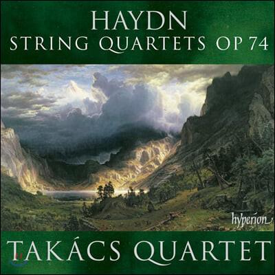 Takacs Quartet 하이든 : 현악 4중주 Op.74 - 타카치 사중주단