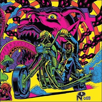 Warfaring Strangers: Acid Nightmares [2 LP]