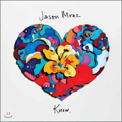 Jason Mraz (제이슨 므라즈) - 6집 Know.