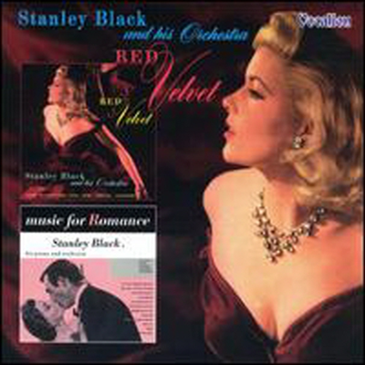 Stanley Black & His Orchestra - Red Velvet/Music for Romance (2 On 1CD)(CD)