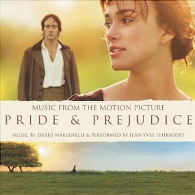 Caroline Dale/Dario Marianelli/ Jean-Yves Thibaudet - Pride & Prejudice (오만과 편견) (Soundtrack)(CD)