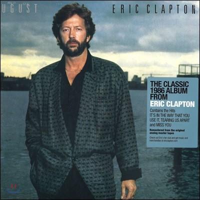 Eric Clapton (에릭 클랩튼) - August [LP]