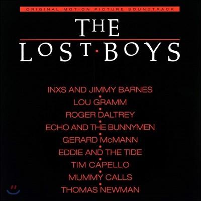 로스트 보이 영화음악 (The Lost Boys OST by Thomas Newman) [화이트 컬러 LP]