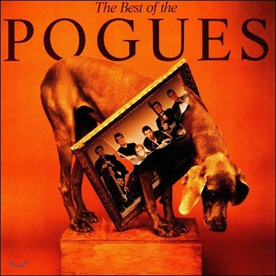 The Pogues - The Best of The Pogues 더 포그스 베스트 앨범 [LP]