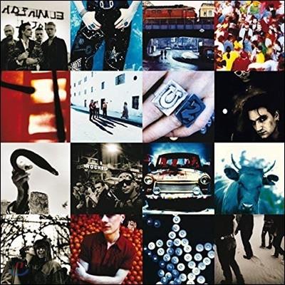 U2 (유투) - Achtung Baby [2LP]
