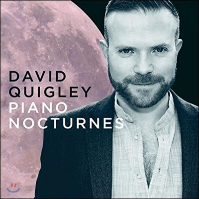David Quigley 녹턴 모음집 - 쇼팽 / 드뷔시 / 리스트 / 차이코프스키 (Piano Nocturnes)