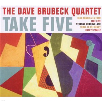 Dave Brubeck Quartet - Take Five (Remastered)(3CD)(Digipack)