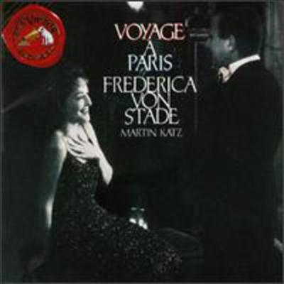 프레데리카 폰 스타데 - 프랑스 가곡 리사이틀 (Frederica Von Stade - Voyage A Paris) - Frederica Von Stade