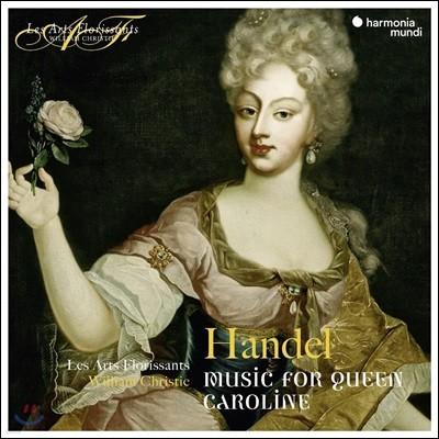 William Christie / William Christie 헨델: 캐롤라인 왕비를 위한 음악집 (Handel: Music For Queen Caroline)