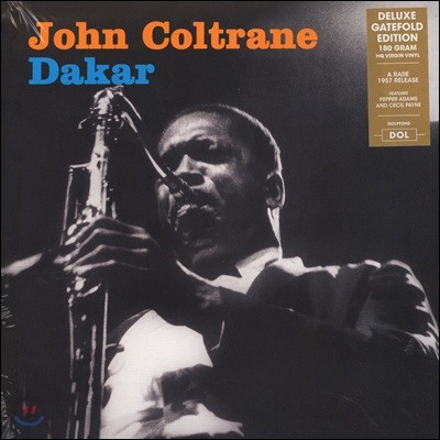 John Coltrane (존 콜트레인) - Dakar (Deluxe Gatefold Edition) [LP]