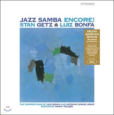 Stan Getz, Luiz Bonfa (스탄 게츠, 루이스 본파) - Jazz Samba Encore! (Deluxe Gatefold Edition) [LP]