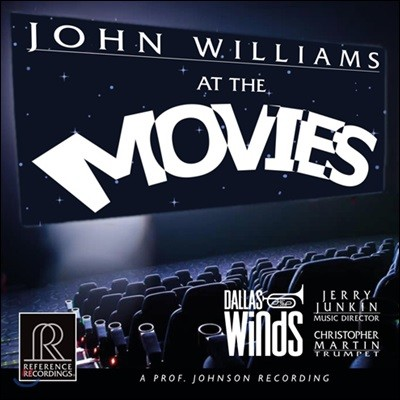 Jerry Junkin / Dallas Winds 존 윌리엄스 영화음악 (John Williams: At The Movies)