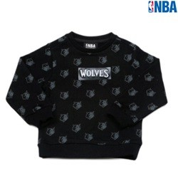 [NBA]MIN TIMBERWOLVES 전판 프린트 KIDS MTM(N161TS502P)